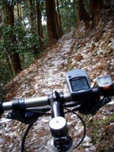 岳城若杉米の山オフロード