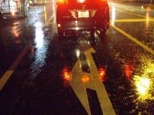 島原佐賀で通り雨
