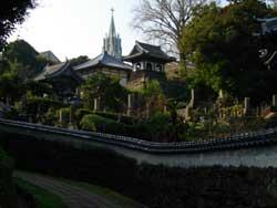 神社と教会