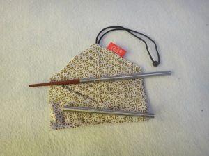 折りたたみ箸