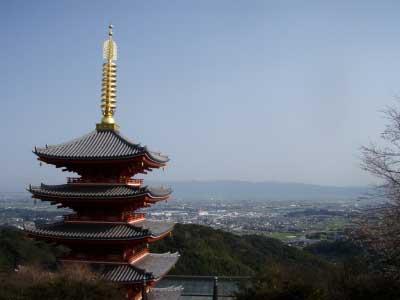 基山五重塔2