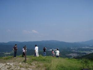 原付ズル登山7
