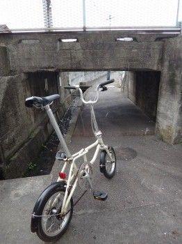 自転車二千円