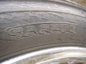 タイヤ交換1・デンジャーセー
