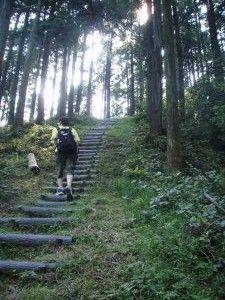 原付ズル登山8
