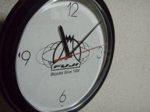 FUJI掛け時計