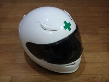 ヘルメットステッカー (4)