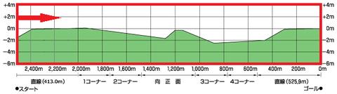 東京芝2500m