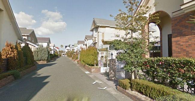 【画像あり】こういう住宅街にすんでるやつwwwwwwwwwwwwwwwwwwwwww