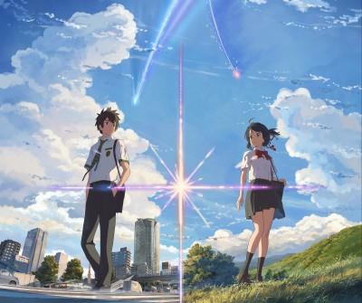 「君の名は。」世界で最も稼いだ日本映画に 世界興収337億円 「千と千尋の神隠し」超える!