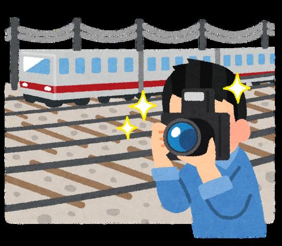 【画像】一般人「アンパンマン新幹線乗りたい(笑)」鉄オタ「!!!」シュポポポポ