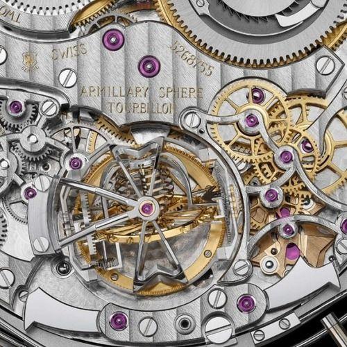 【画像】腕時計の内部複雑すぎワロタwwwwwwwww