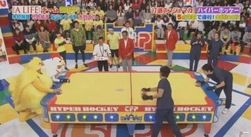 【動画】 キムタク、松ケン無視の「フレンドパーク」ワンマンホッケーに視聴者があ然!