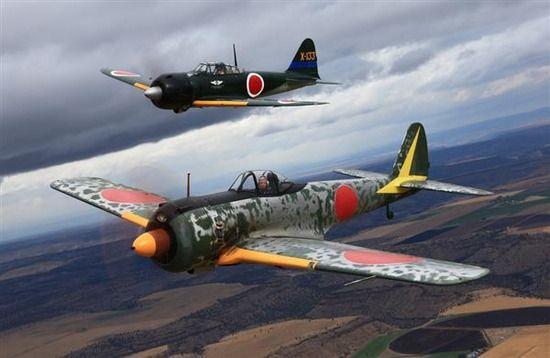 ネトウヨ「零戦は凄い!当時世界最強!日本の技術力は世界最高水準だった!!!」わい「はぁ…」