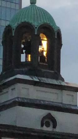 【動画】御茶ノ水にあるニコライ堂の鐘の音、まさか超絶技巧ドラマーによる演奏だったwwww