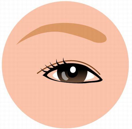 同じ人間の目が一重か二重で、こんなにも印象変わるもんなんか…
