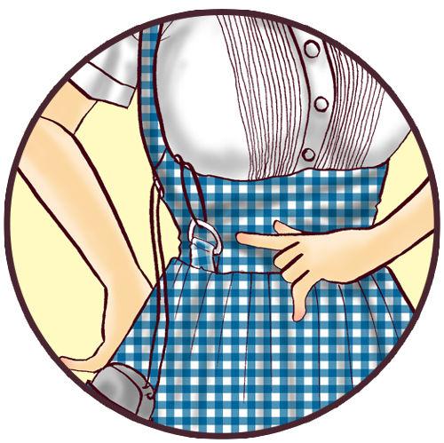 【画像】神戸屋とかいう乳袋が拝めるパン屋wwwwwこれもう半分セクハラだろwwwwww