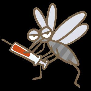 蚊「蚊です。本日を持ちまして今年度の営業を終了致します。ほなまた」