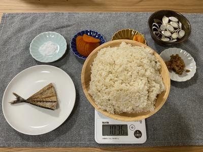 【画像】刑務所の夕飯がこちら