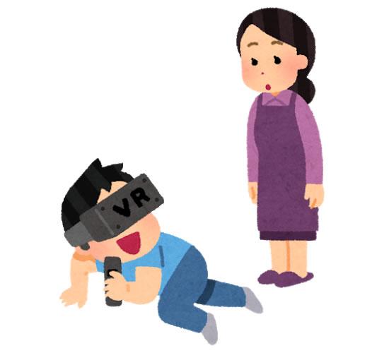 【悲報】 VRゲーム、全然浸透しない