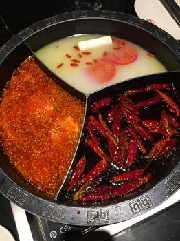 中国で本気の火鍋を食ったwww(※画像あり)