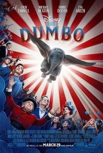 【悲報】ディズニー映画「ダンボ」のポスター、韓国で炎上