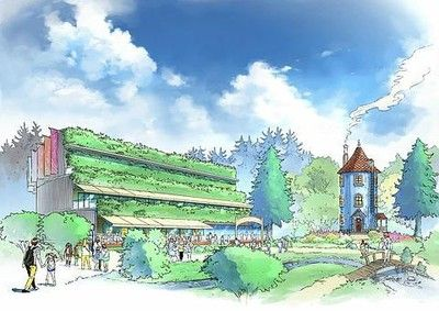 ムーミンが主題のテーマパーク「ムーミンバレーパーク」が2019年春、埼玉県飯能市にオープン