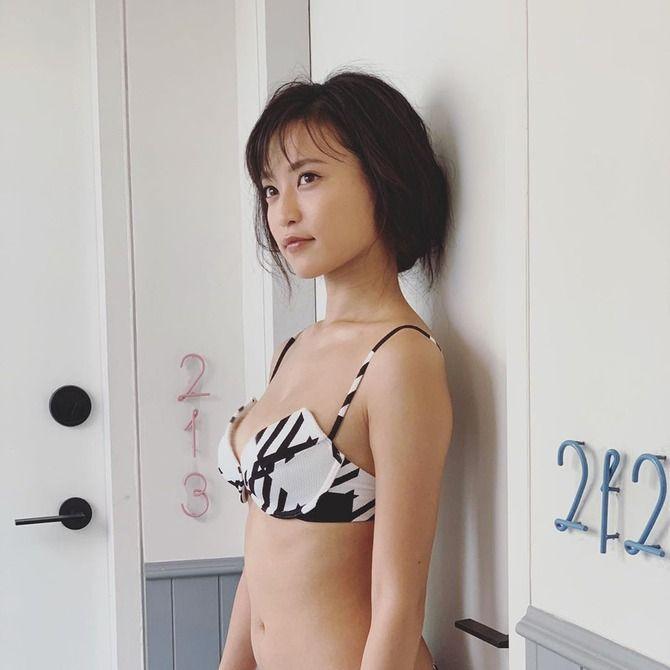 【画像あり】小島瑠璃子さんのおっぱい
