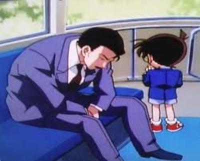 小五郎のおっちゃんが麻酔銃で撃たれた数wwwwwwwwwwwwwwww