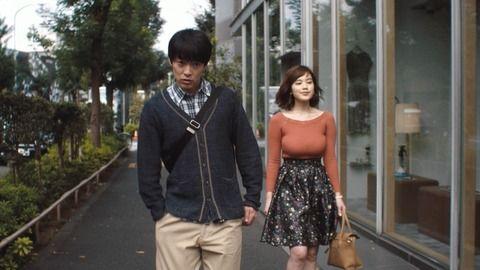 テレ東のドラマの筧美和子のお胸やばすぎワロタwwwwwwwwwww (※画像あり)