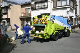 【京都】 ごみ収集は午前中には終了 市職員、あとは勤務中にテレビ鑑賞やゲームや昼寝