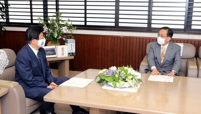 静岡県知事「絶 対 に リ ニ ア は 作 ら せ な い」 JR東海に対し、文書で正式に通知