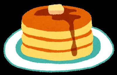 【画像】いまホットケーキ焼いてんだけど助けてくれ、ヤバイwwwwwwww