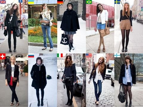 【画像】外国の女の子たちのレベルが高すぎるwwwwwwwwwwwwwwwwwwwwww