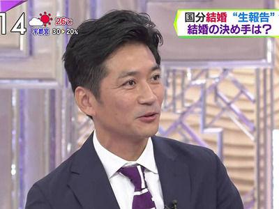 【おめ!】国分太一、パパになる!元TBS社員の妻が10月下旬出産予定