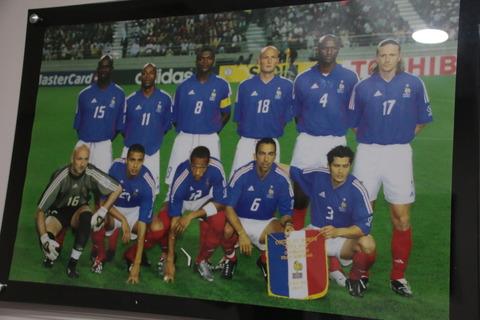 02W杯フランス代表