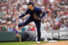 【MLB】大谷翔平、史上初の球宴二刀流は「全く緊張せず」 160キロ連発完全投球&歴史的2打席