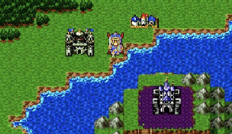 RPGって主人公の住む村の周辺