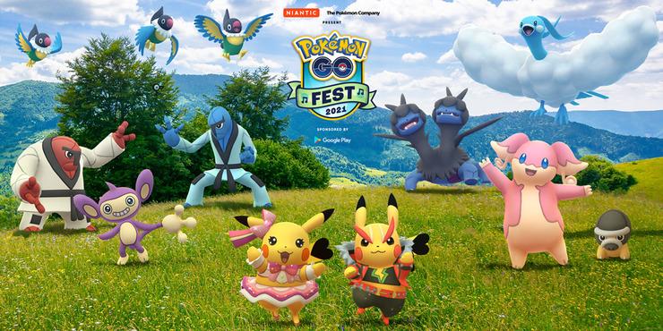 PokémonGOFest2021