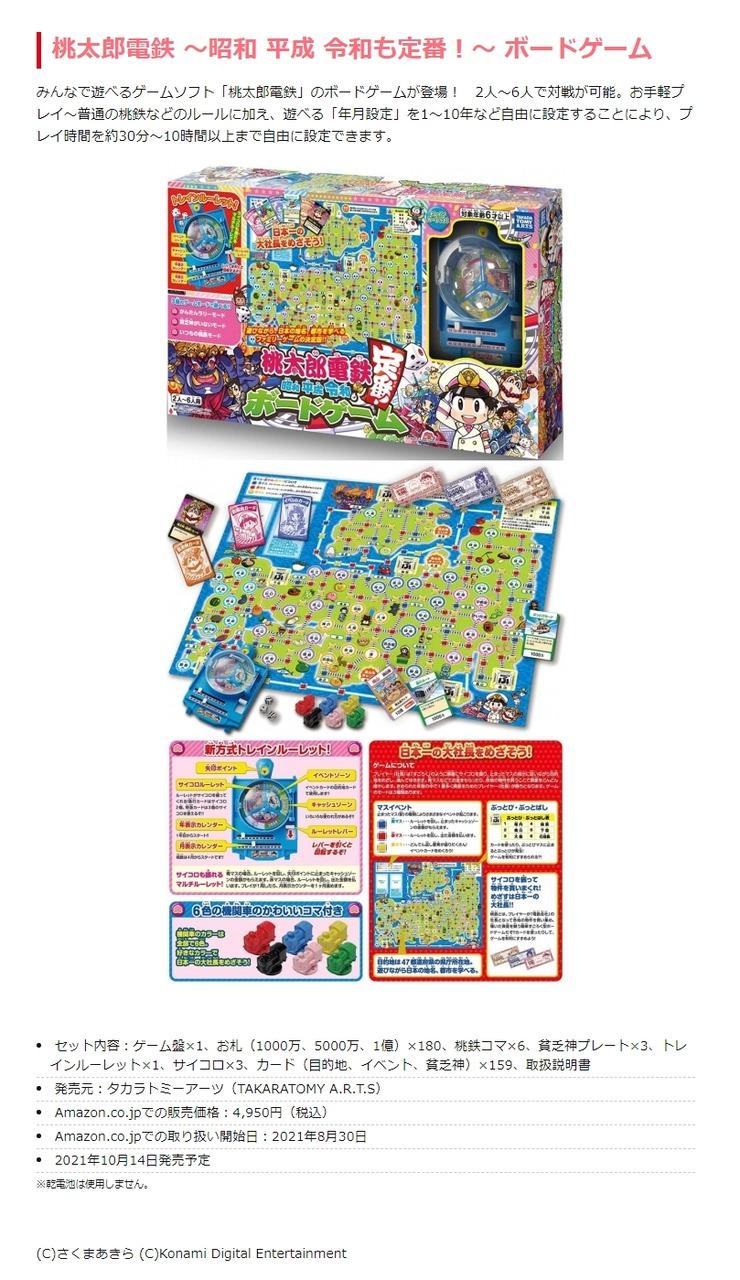「桃太郎電鉄」のボードゲーム
