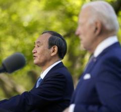 日米首脳会談 経済分野も「脱中国」 5Gなどで協力拡大へ