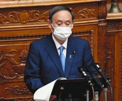 菅首相 第4波をかたくなに否定「大きなうねりとなっていない」