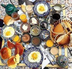 明日の朝食、何食べる? いろんな国の「定番朝ごはん」を並べてみた