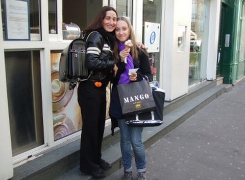 パリで日本のランドセルが人気