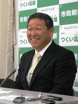 J201003030356 大田原市長選挙(津久井さん)