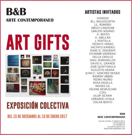 2017 ART GIFTS