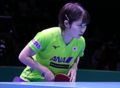平野美宇、世界女王に及ばず 中国女子は9連覇達成<JA全農 卓球チームワールドカップ>