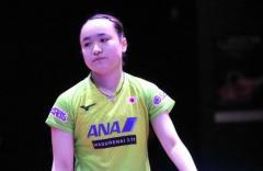 卓球 伊藤美誠、悔しいツアー2位「もっと強くなって見返したい」