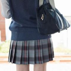 「パンツ撮らせて」女子高生のスカートの中撮影した疑い 男逮捕