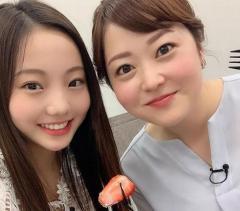 フィギュアスケート本田真凜「大好きな」水卜アナと夢の時間